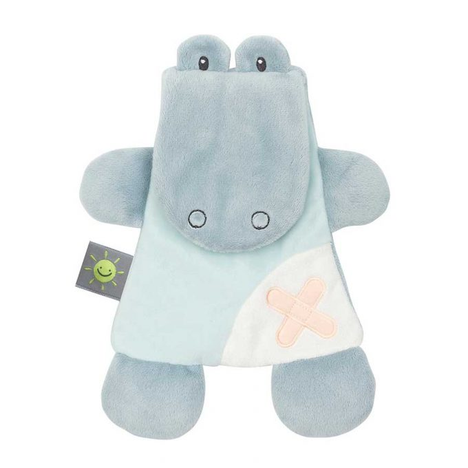Doudou Gel pack Coccodrillo