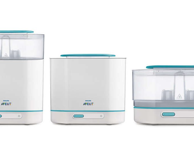Sterilizzatore Elettrico 3-in-1 Philips - EAN:8710103536581