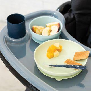 set-repas-silicone-vert-bleu-photo3